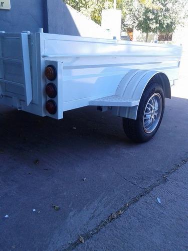minimetal fabrica trailers batanes cuatriciclos motos cargas