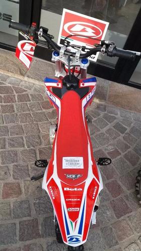 minimoto 50 beta 50cc kinder 0km $45 + cuotas minicross mini