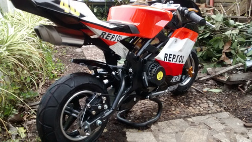 minimoto cross 49 cc para niños 0 km 2020