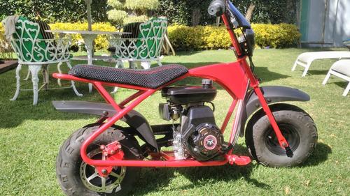 minimoto motovox 80cc hecha en usa nueva