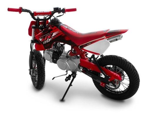 minimoto pro tork tr125f supermotard 125cc