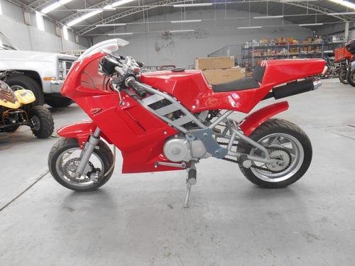 minimoto  provesa semiautomatica 110 c.c. nueva