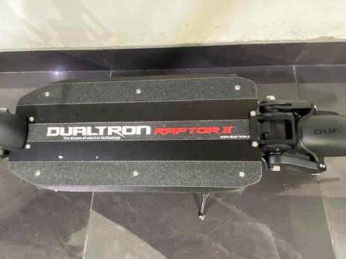 minimotors monopatin electrico dualtron raptor 2 motores