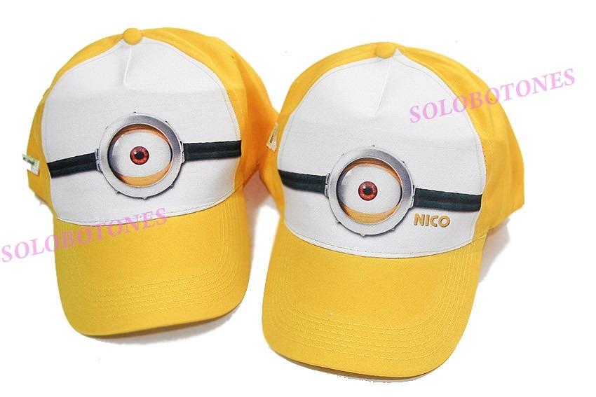 minions 30 gorras estampadas souvenir egresaditos egresados. Cargando zoom. 1bbe7bb2409