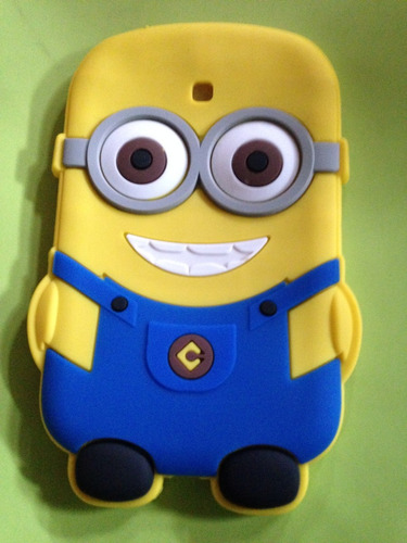 minions iphone 5 samsung s4 s3 mi villano favorito case