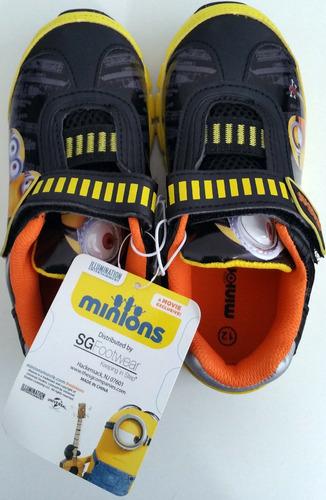 minions zapatillas nuevas c/ etiquetas