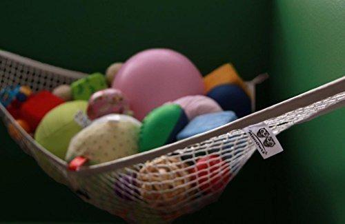 miniowls hamaca de almacenamiento de juguetes a rrrr 2 organ