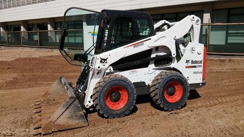 minipala cargadora bobcat s750