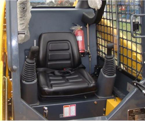 minipala liugong nueva 0km 65hp cabina cerrada a/c joystick
