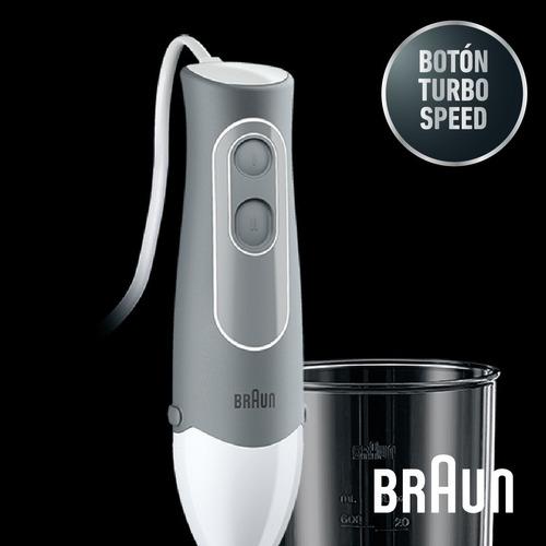 minipimer 600w turbo speed braun br-4165-mq500
