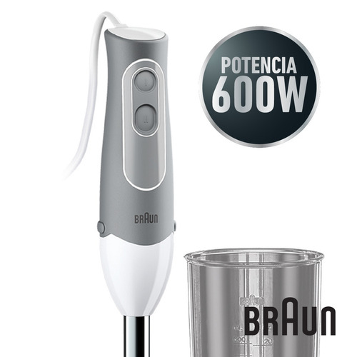 minipimer 600w turbo speed braun br-4165-mq500
