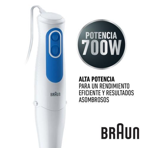 minipimer 700w con accesorios braun br-4192-mq3025