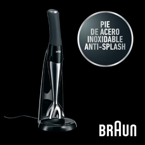 minipimer 750w smart speed braun br-4199-mq700