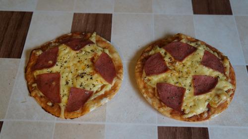 minipizzas para fiestas infantiles