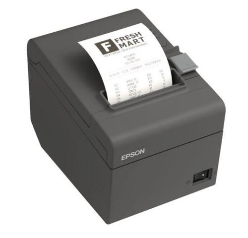 miniprinter epson readyprint tm-t20ii, termica, negra,