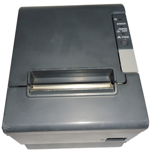 miniprinter epson tm-t88iv tickets usb punto de venta