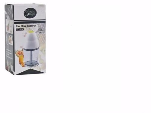 miniprocesador de alimentos / picatodo electric life