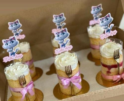 minis naked cake