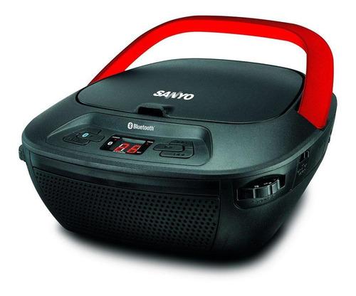 minisistema de audio sanyo (mdx-1205bt)