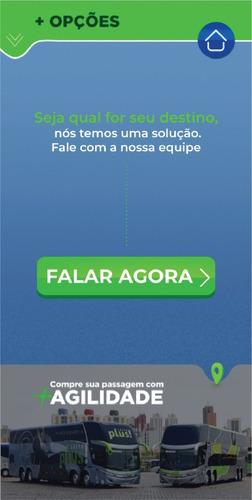 minisite (app on-line) upgrade no cartão interativo