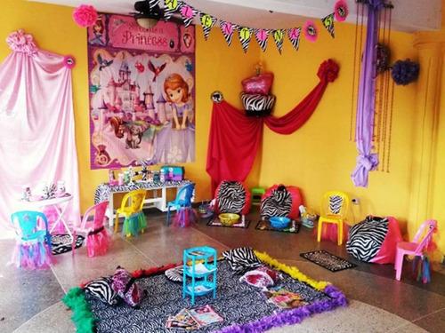 minispa, fiestas infantiles eventos,perros calientes,tejidos