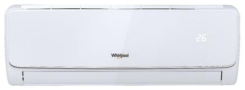 minisplit 1 ton 220v frio/calor whirlpool - línea aspen
