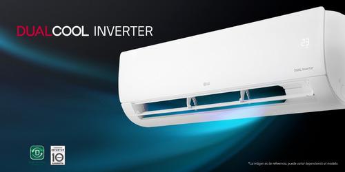 minisplit dual inverter lg 2 toneladas 18 seers  220v