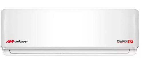 minisplit inverter mirage 1ton. 220v magnum 17 solo frio
