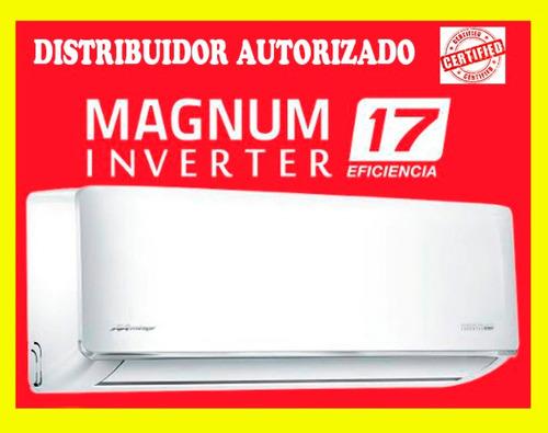 minisplit mirage inverter 1 tonelada ahorrador 17 seer 220v