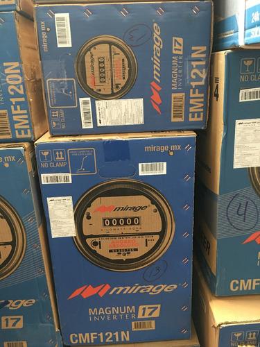 minisplit mirage inverter 1 tonelada magnum 17 seer 220v