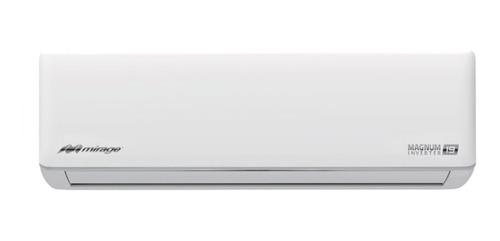 minisplit mirage magnum 19 inverter c/material+instal p/mty