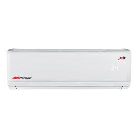 Minisplit Mirage X3 F/c 220 Volts Tonelada Clima Ahorrador