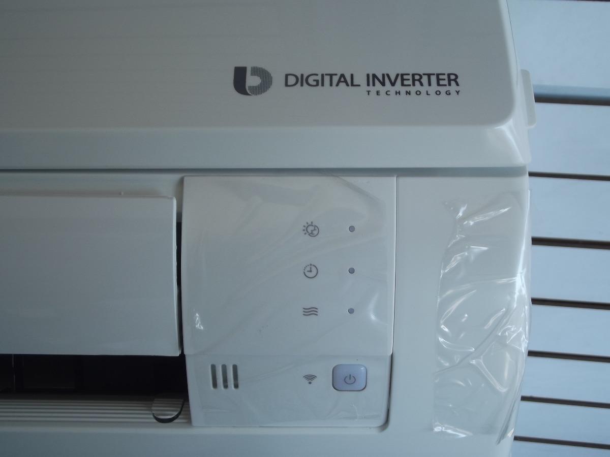Minisplit Samsung Inverter Frio Calor 2 Toneladas 220