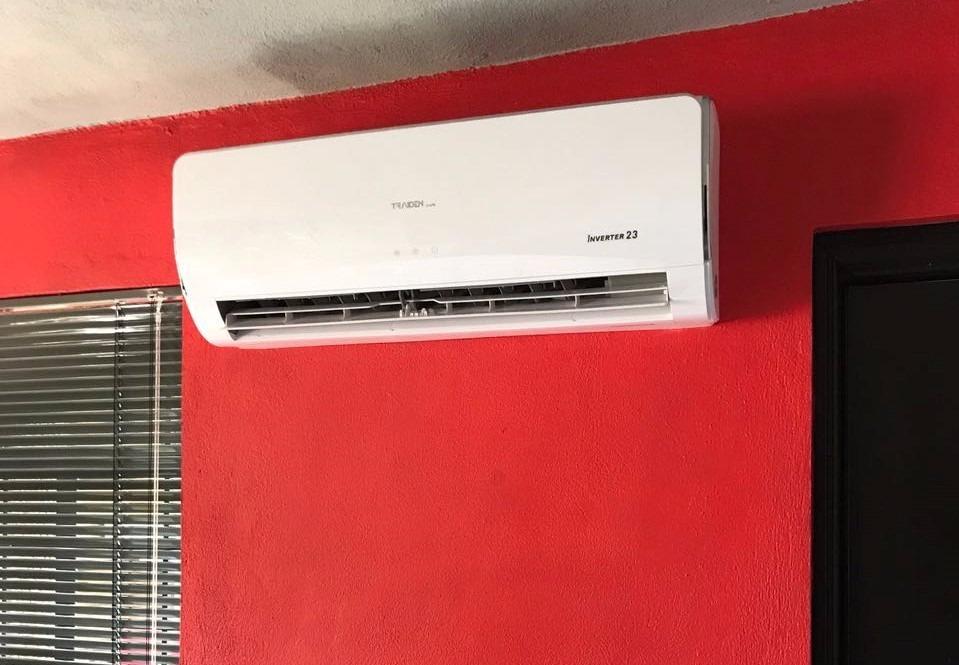 Minisplit Traiden Air Inverter 23seer 1 Ton Ef Premium