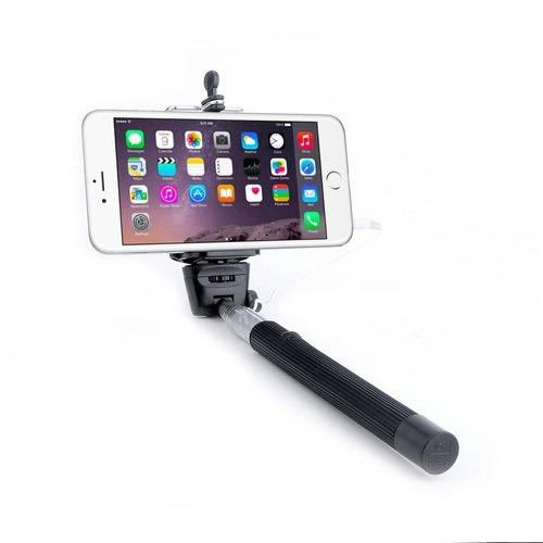 minisuit selfie stick sin baterías para apple + envio gratis
