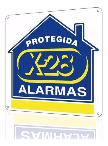 miniteclado alarma x-28 t4mmpxh fino led 4zona