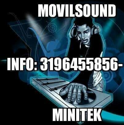 minitk móvil sound