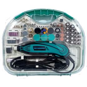Minitorno Micro Motor Taladro 130w 227 Pcs - Tienda Dlectro