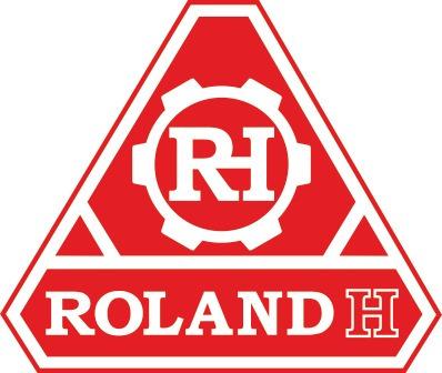 minitractor cortacesped roland h001 std