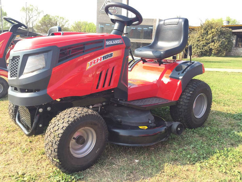 minitractor cortacesped roland h108 17,5hp 42