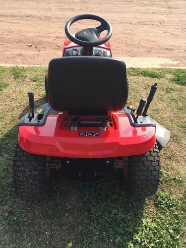 minitractor cortacesped roland h108 con motor b&s 17,5 hp
