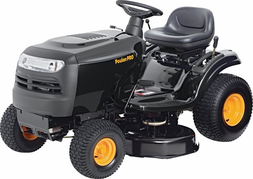 minitractor poulapro 17.5 hp