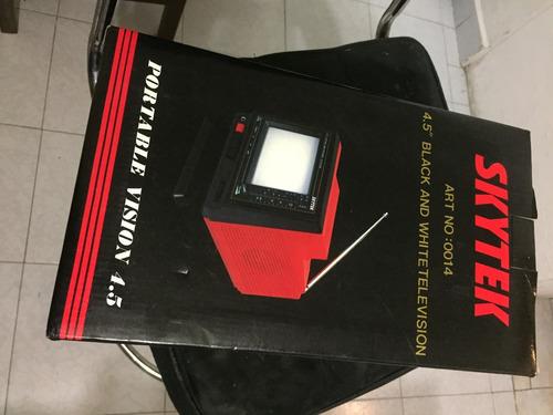 minitv de colección skytek de 1990  nueva empacada