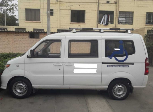 minivan baic xy 206 - 2015 - mecanica
