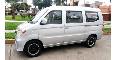 minivan baic yx 2014,