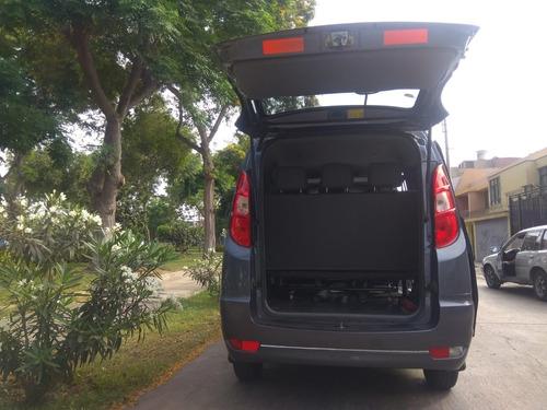 minivan chery s22l 2018