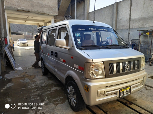 minivan dfsk 2014 motor 1300 bien conservado