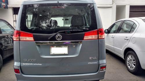 minivan motor 1.6  52000km facturable