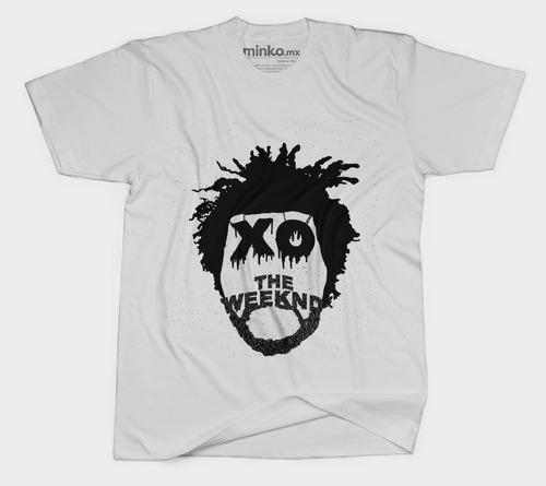 Minko - Playeras The Weeknd. Varios Modelos -   249.00 en Mercado Libre 66d3faa7880f8