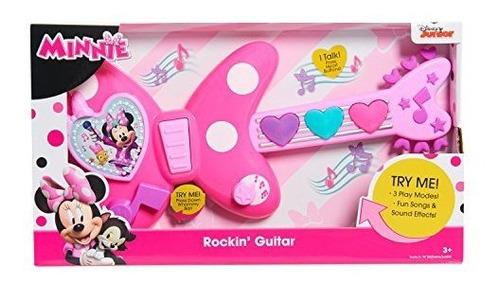 minnie acaba de tocar felices ayudantes rockin guitarra pret